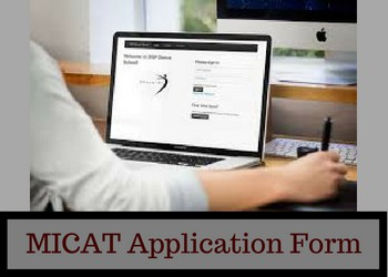 MICAT Application Form