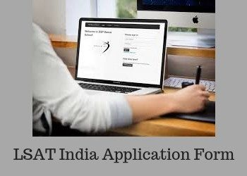 LSAT India Application Form 2019
