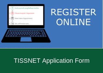TISSNET 2019 Application Form
