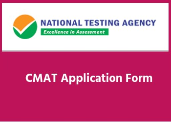 CMAT 2019 Application Form